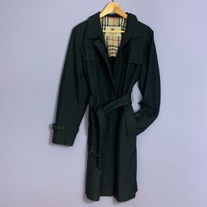 Authentic Burberry Tess Trench Coat